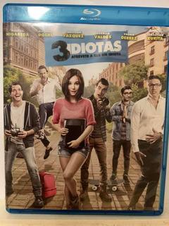 Blu-ray 3 Idiotas