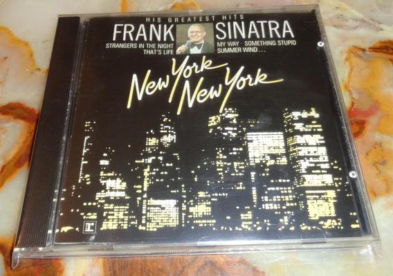 Frank Sinatra - New York New York - Cd Germany