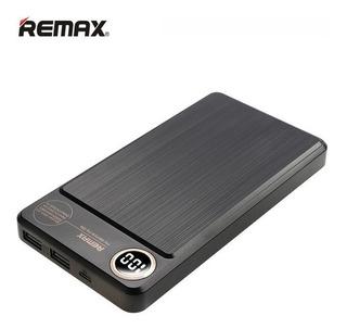 Power Bank 20000 Mah Reales Remax Batería Externa Cargador