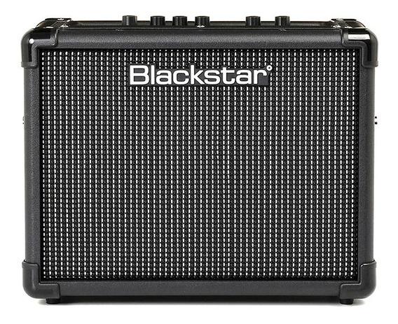 Combo Programável Amplificador Para Guitarra 10w Blackstar Idcore10v2