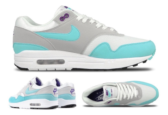 Nike Air Max 1 Zapatillas 100% Originales Cod 0045