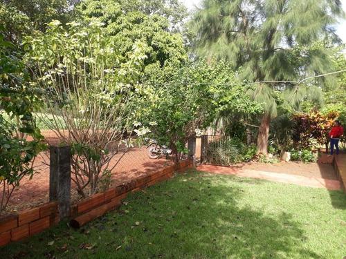 Imagem 1 de 18 de Chácara Com 4 Dormitórios À Venda, 20929 M² Por R$ 450.000,00 - Área Rural - Missal/pr - Ch0008
