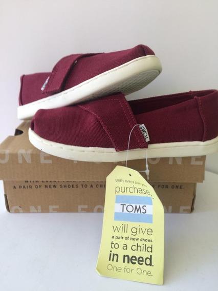 Toms Unisex Originales (modelo Clásico)