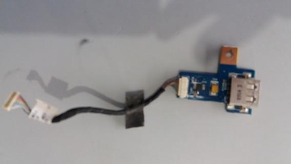 Botão Power + Usb Notebook Acer Aspire 5810tz-4657