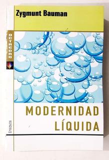Modernidad Liquida Bauman Octaedro