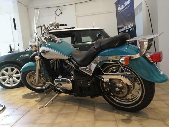 Kawasaki Vulcan Vn 800 Classic