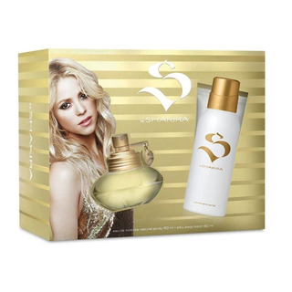 Perfume Mujer S By Shakira Estuche Edt 80ml + Desodorante