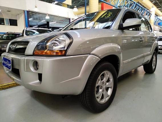 Hyundai Tucson Gls 2.0 2013 Automática Prata (completa)
