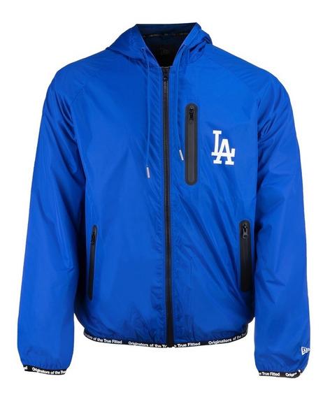 Chamarra New Era Dodgers De Los Angeles Hombre