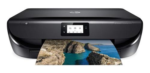 Imagen 1 de 3 de Impresora a color multifunción HP Deskjet Ink Advantage 5075 con wifi negra 110V/220V