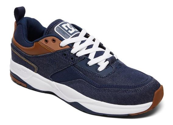 Tênis Dc Shoes E Tribeka Tx Se Jeans/couro Promoção