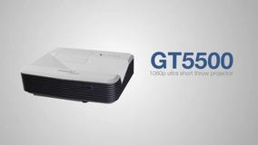 Projetor Optoma Gt5500+ Dlp Ultrashort-throw 1080p Hd Gaming