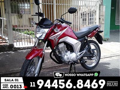 Honda Cg 150 Titan Esd ((cod:0013))