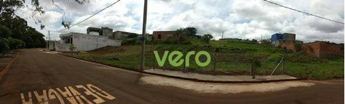 Imagem 1 de 7 de Grande Oportunidade De Terreno À Venda, 360 M² Por R$ 260.000 - Jardim Dos Pinheiros - Americana/sp - Te0003