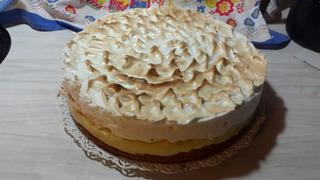 Lemon Pie Gigante!