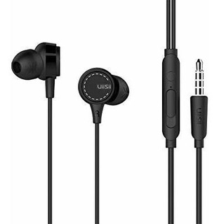 Audifonos In-ear Headphones, Auriculares Con Micrófono, Audí