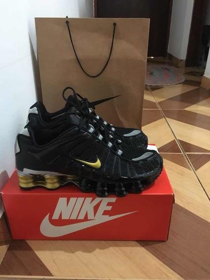 Tênis Nike Shox Tl - Ed Limitada
