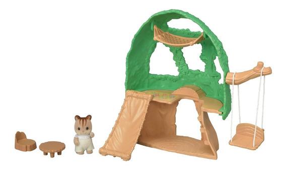 Casa Na Árvore Do Bebê - Sylvanian Families