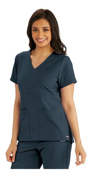 Uniforme Quirúrgico Pijama Medica Greys Anatomy Talla S Dama