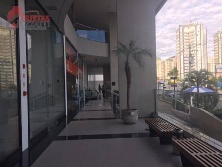 Sala Comercial Para Venda E Locação, Parque Senhor Do Bonfim, Taubaté. - Sa0010
