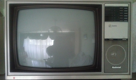 Televisor National A Color Quintryx 19