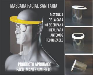 Mascara Facial Medica Reutilizable Sanidad Y Hogar