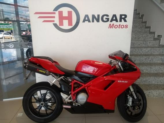Ducati - 848 Evo