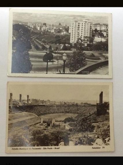 Fotos Antigas São Paulo - Pacaembu / Panoramica