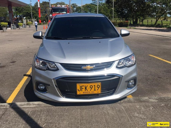 Chevrolet Sonic Hb