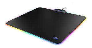 Mousepad Gamer Hyperx Fury Ultra Rgb Led 360 Usb M Medium