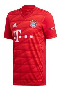 Camisa Bayern De Munique Home 19/20 Nova Pronta Entrega