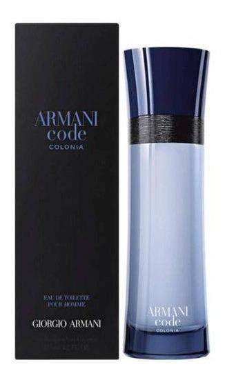 Perfume Giorgio Armani Code Colonia 125ml Edt