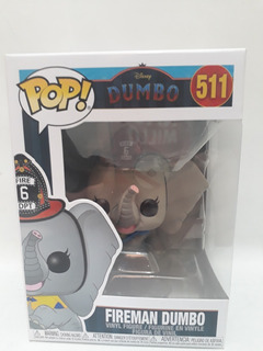 Funko Pop Fireman Dumbo 511-disney