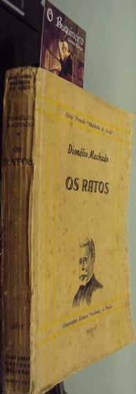 Os Ratos - Dionélio Machado - 1ª Edição