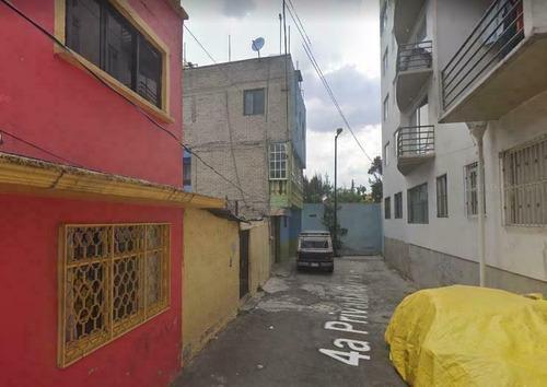 Imagen 1 de 5 de Venta De Remate Hipotecario  Casa En Alcaldía Iztacalco Aa
