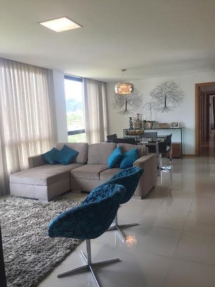 4 Quartos Com Ares De Casa E Praticidade De Apartamento - 3191