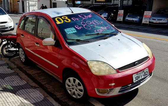 Fiesta 03 Completo Documento Em Dia! Oferta