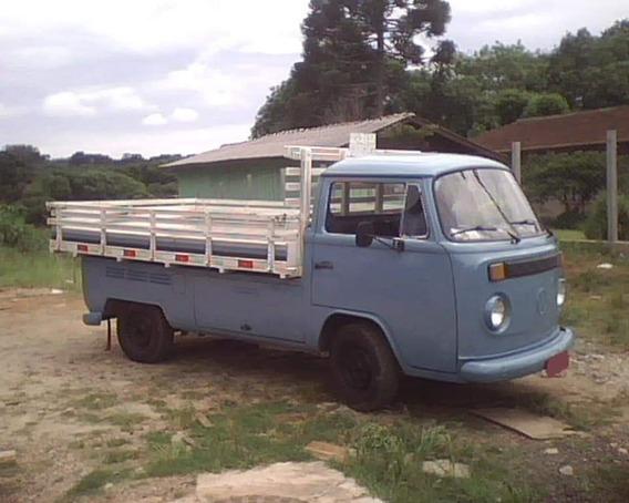 Volkswagen Kombi Carroceria