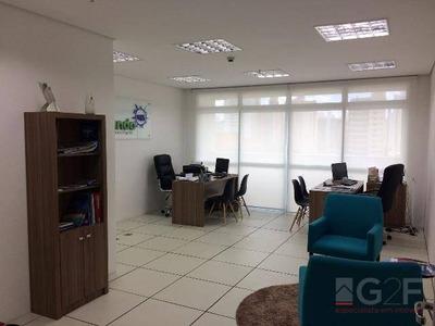 Sala Para Alugar, 41 M² Por R$ 1.200/mês - Botafogo - Campinas/sp - Sa0472