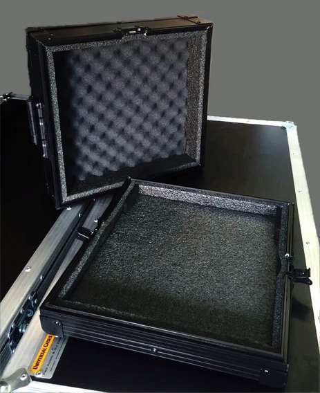 Road Case Para Mesa Soundcraft Sx802 Fx Black