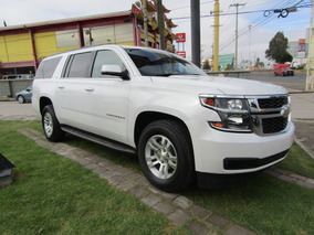 Chevrolet Suburban 5.4 Ls Tela At 2016