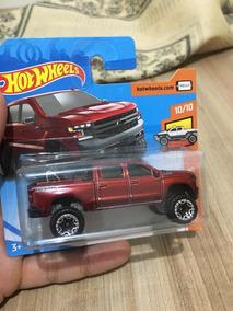 Hotwheels Chevy Silverado