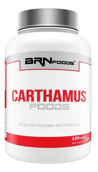 Emagrecedor - Cartamus Foods 120caps (oleo De Cartamo)