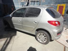 Peugeot 207 Xs 1.6 16v Hatch (((((((( Sucata )))))))))))))