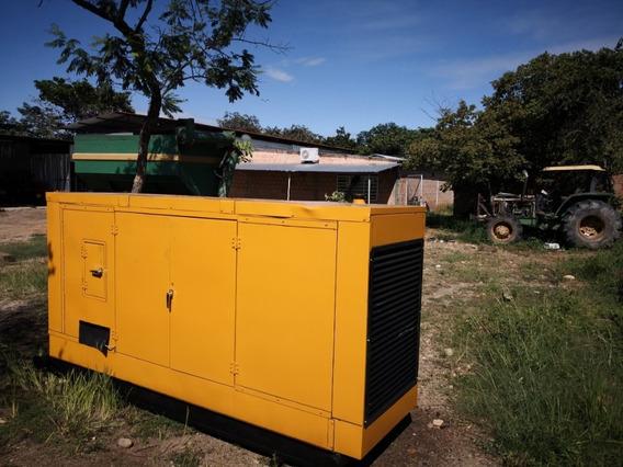 Generador Electrico 125kva Marca Cummis Negociable