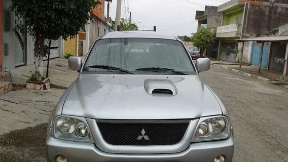 Mitsubishi L200 2.5 Sport Hpe Cab. Dupla 4x4 4p 121 Hp 2006