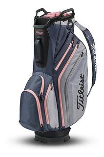 Bolsa De Golf Titleist 14 Div P/carro Lightweight - 3 N Golf