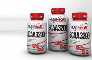 Bcaa 240cps Nutri Health