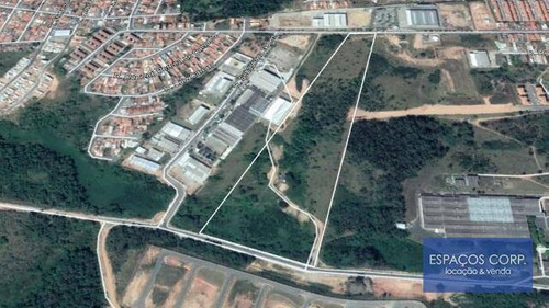 Terreno Industrial À Venda, 82105m² - Votorantim/sp - Te0065