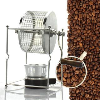 Máquina Para Hornear Tostadora De Granos De Café Manual De A